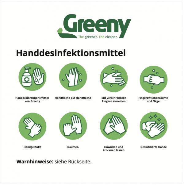 Greeny Desinfektionsmittel